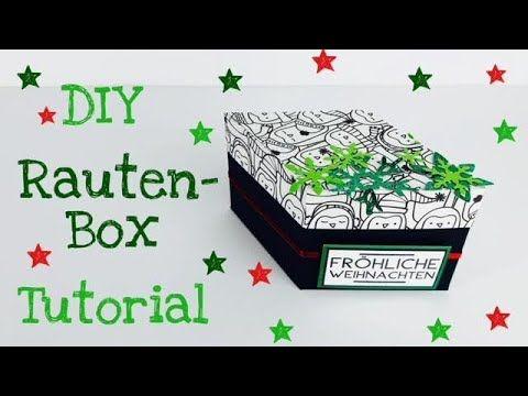 DIY Rautenbox [tutorial | deutsch] – Youtube