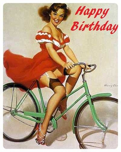 pin up bday