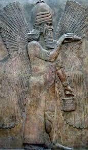 sumerské artefakty Bohové Anunnaki