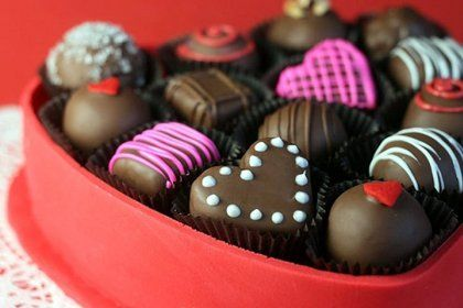 """What you see before you, my friend, is the result of a lifetime of chocolate."" – Katharine Hepburn - See more at: http://justgetideas.com/100-happy-chocolate-day-quotes-to-celebrate-chocolate-day/7/#sthash.cpELNd1F.dpuf"