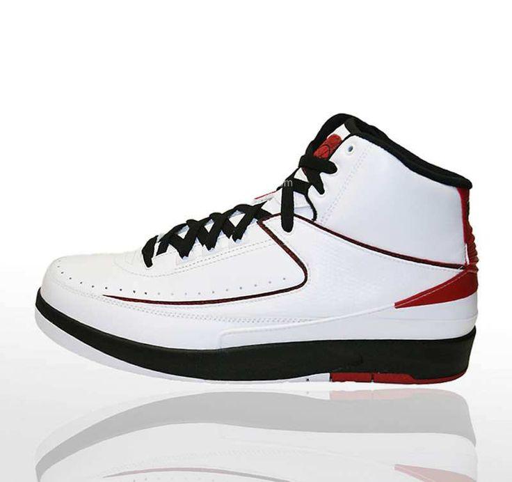 Nike Air Jordan Retro 2 | Air Jordan 2 Retro QF 2010 replica basketball  shoes 395709