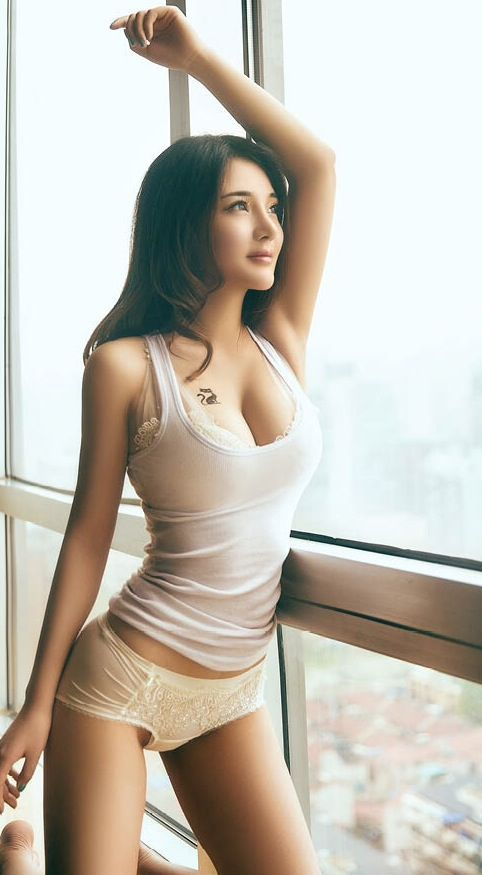 hottest japanese models