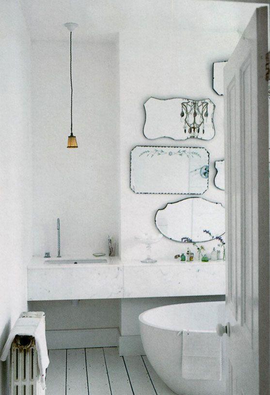 Liza Antique White Panel Bedroom Set: Best 25+ Antique Mirrors Ideas On Pinterest