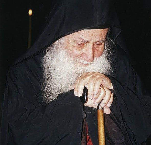 Elder Joseph of Vatopaidi The title of this speech in Greek is 'Περί ταπεινώσεως και ταπεινοφροσύνης'. An Elder has explained the difference as being that 'ταπεινοφροσύνη' is an attitude of mind (hence 'humble outlook'), while 'ταπείνωσις' ('humility') is from the heart. In practice, however, the t