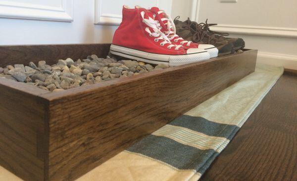 Legno di quercia grande portascarpe - scarpa e Boot - scarpa organizzatore - Mudroom organizzazione - Foyer - ottomano vassoio - Buffet cassetto di SimplerHome su Etsy https://www.etsy.com/it/listing/223154555/legno-di-quercia-grande-portascarpe