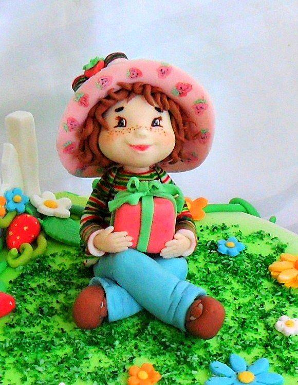The 25 Best Strawberry Shortcake Image Cake Ideas On
