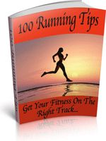 100 Running Tips - This ebook is packed to the brim with 100 great tips for runners! From staying hydrated to dealing with blisters! This is the ebook for the runner in your life!