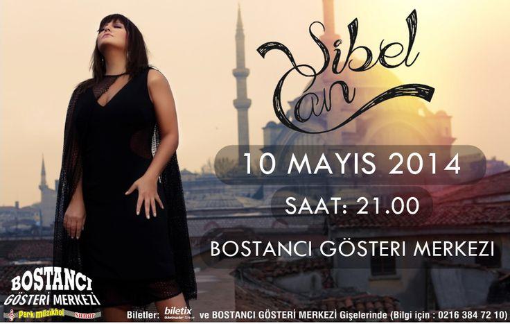 Sibel Can yoğun istek üzerine ''Galata'' albümü ile yeniden 10 Mayıs'ta Bostancı Gösteri Merkezinde...