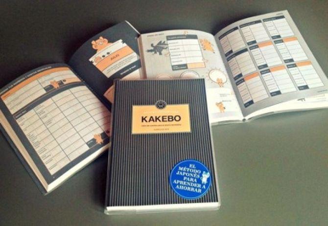 Kakebo en español! Ejercicio 2014 ya en nuestra tienda =)