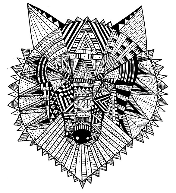 Geometric Art Coloring Book : 69 best images about being geometric. on pinterest