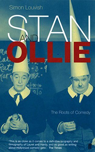 Stan and Ollie: The Roots Of Comedy by Simon Louvish https://www.amazon.co.uk/dp/0571215904/ref=cm_sw_r_pi_dp_x_PQu4zbKKFKV24
