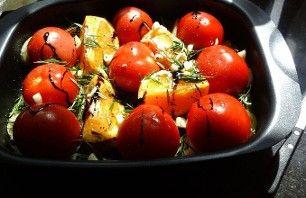 Geroosterde tomaten-venkelsoep