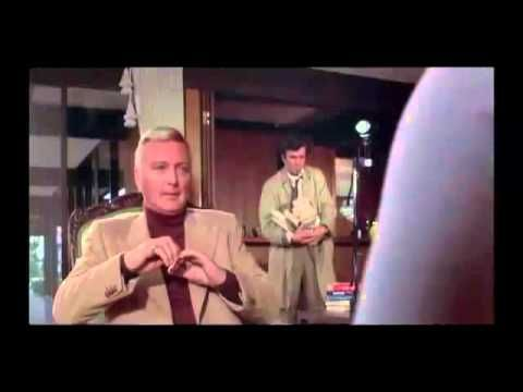 COLUMBO/SEASON 1 EPISODE 2-STARRING PETER FALK CO-STARRING JACK CASSIDY AND MARTIN MILNER MURDER BY THE BOOK