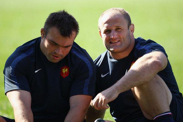 Nicolas Mas and William Servat (France)