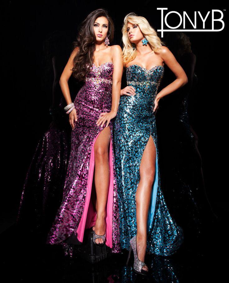 Tony Bowls Leopard Prom Dresses Fashion Dresses