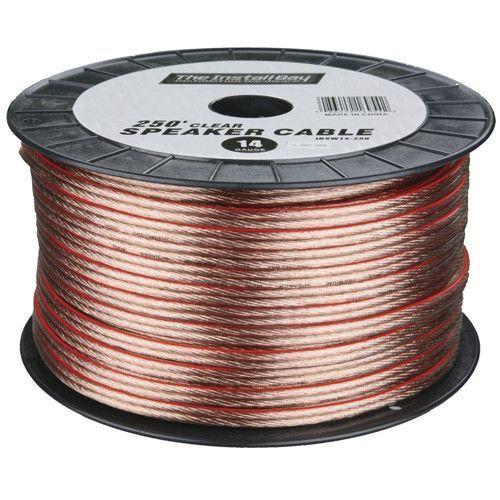 Metra 14 Gauge Speaker Wire 500 FT Spool Qty of 1