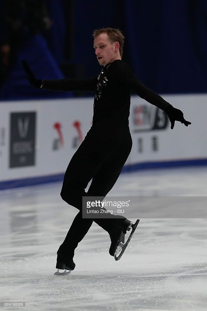 News Photo : Sergei Voronov of Russia competes in the Men...