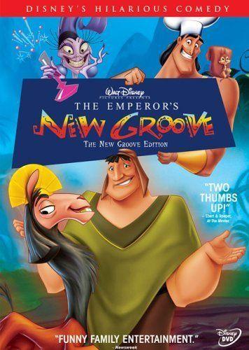 The Emperor's New Groove / HU DVD 7985 / http://catalog.wrlc.org/cgi-bin/Pwebrecon.cgi?BBID=13236720