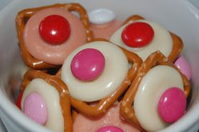 Mandarella: Valentine's Day Food