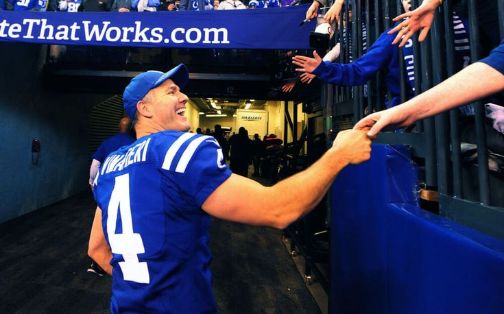 Recently-turned 45-year-old placekicker Adam Vinatieri appears to have some gas left in the tank, at least for the 2018 season. According