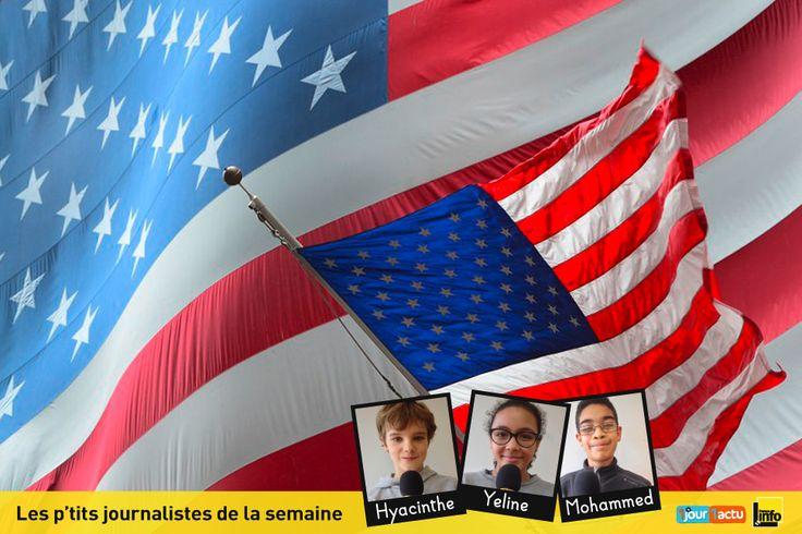 Comment ça marche, les élections américaines ? - 1jour1actu.com - L'actualité à…