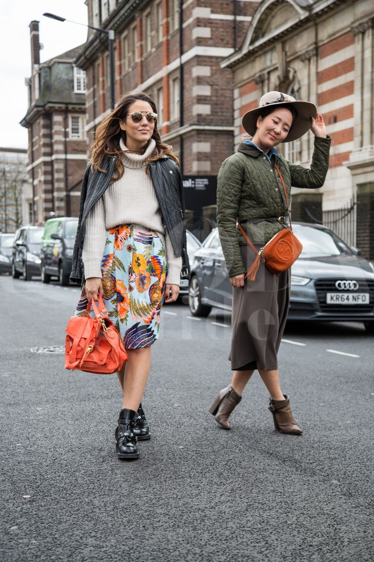 London Fashion Week 2015 credits: Andrea Pacini for DMODAGUIDE #lfw #london #fashion #week #2015 #dmodaguide #hardkore79 #street #style #streetstyle #moda #blogger #model #look #outfit #woman #photo