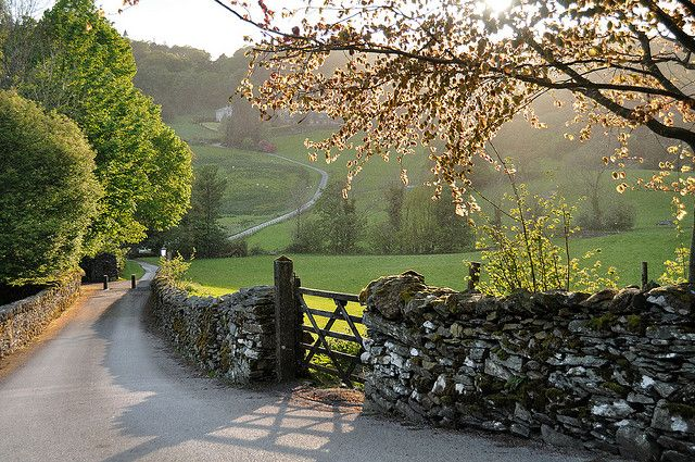I'd love to ramble here in the Lake District