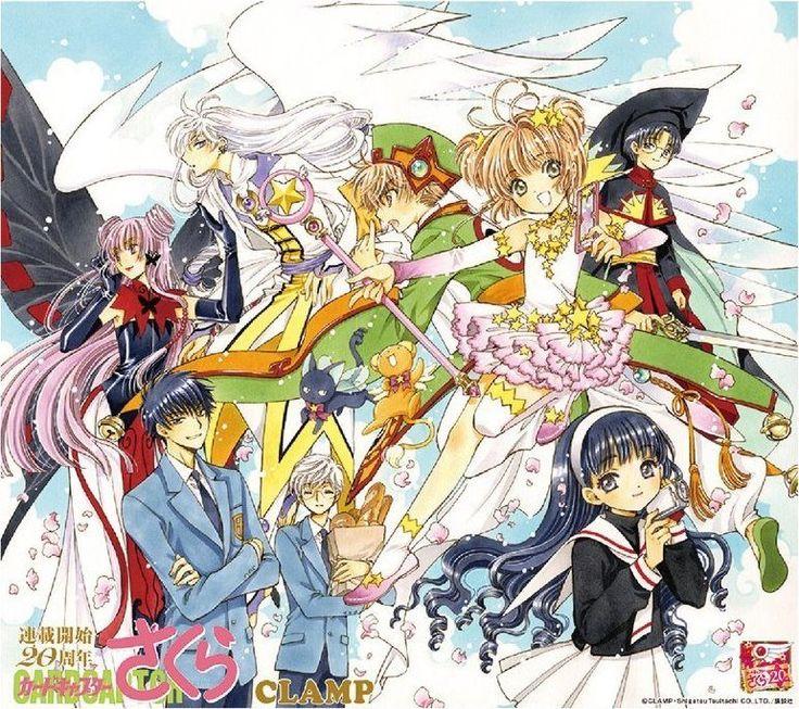 803 Best Images About Card Captor Sakura & Tsubasa