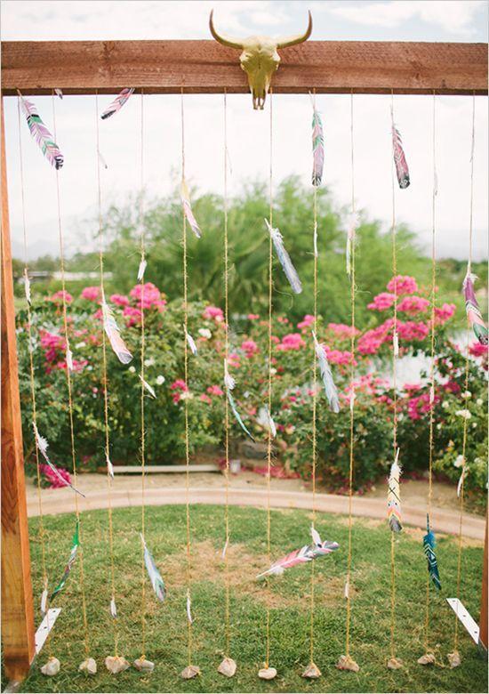 53 Super Creative Wedding Photo Backdrops | http://www.deerpearlflowers.com/53-super-creative-wedding-photo-backdrops/