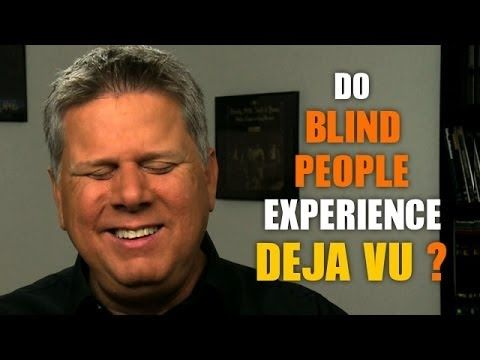 Blind Film Critic Tommy Edison Answers the Question 'Do Blind People Experience Deja Vu?'