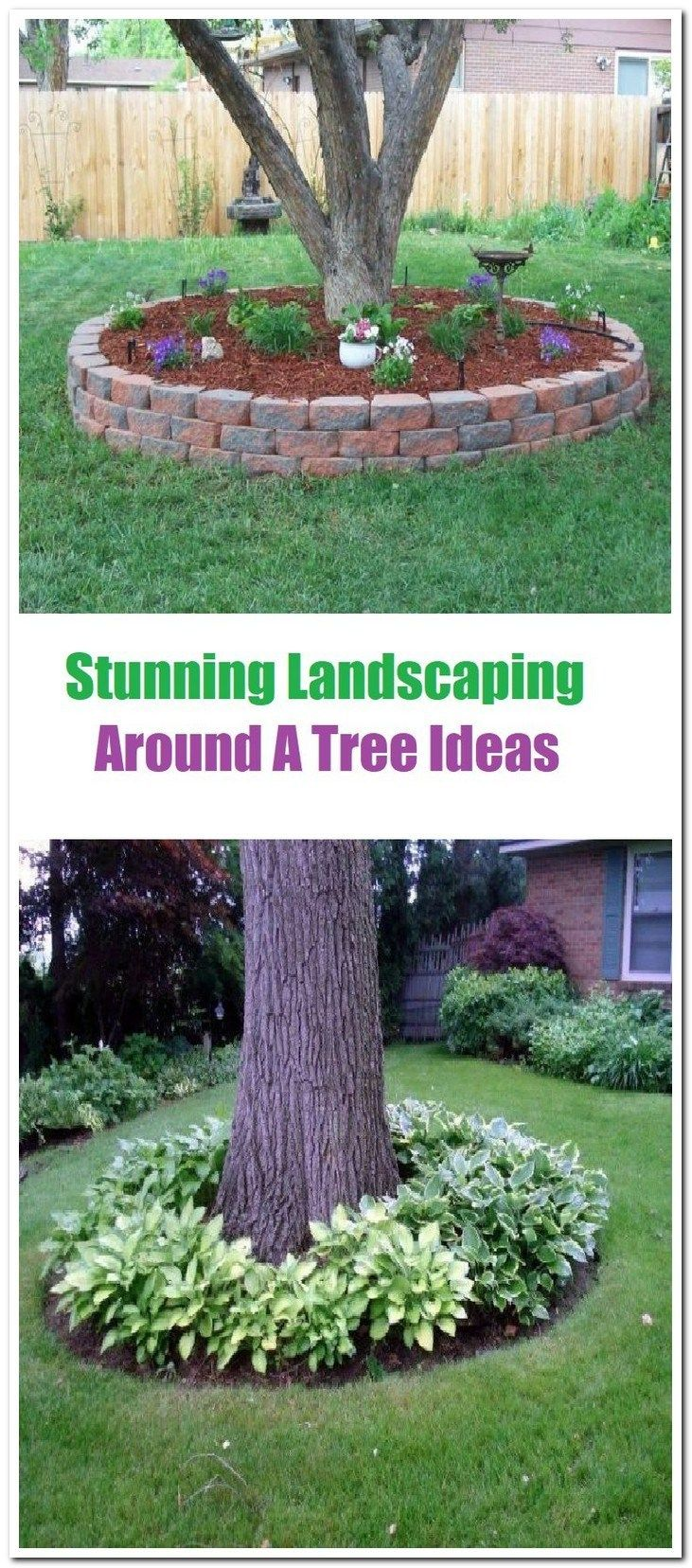 19 Beautiful Lawn Edging Ideas 00047 Landscaping Around