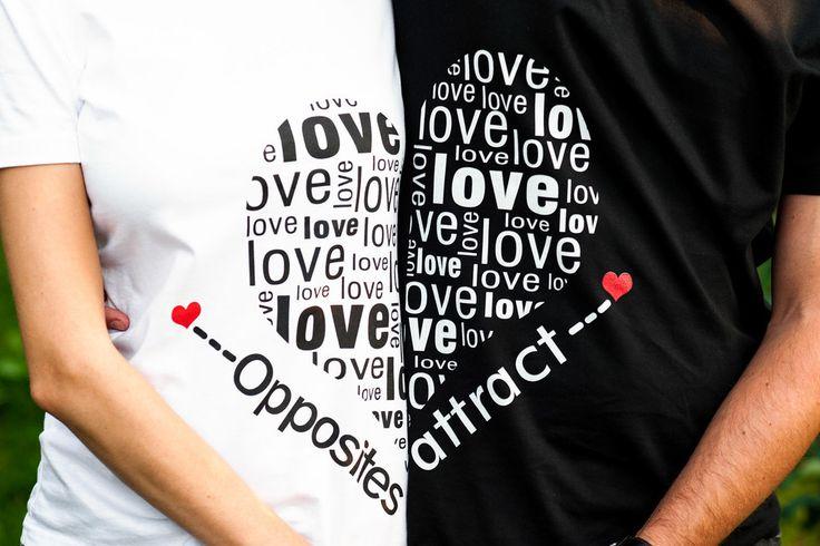 Opposites attract #love #sesjanarzeczenska #fotografiaslubnatorun