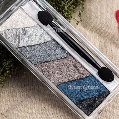 6 Earth Color Makeup Bake Baked Eyeshadow Rubik's Cube Puzzles Eyeshadow Shimmer #Affiliate