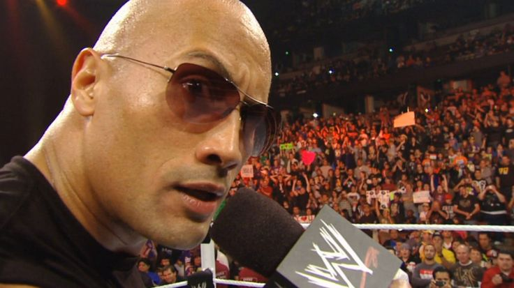 The Rock has inside information on Sting in WWE and Brock Lesnar's next feud