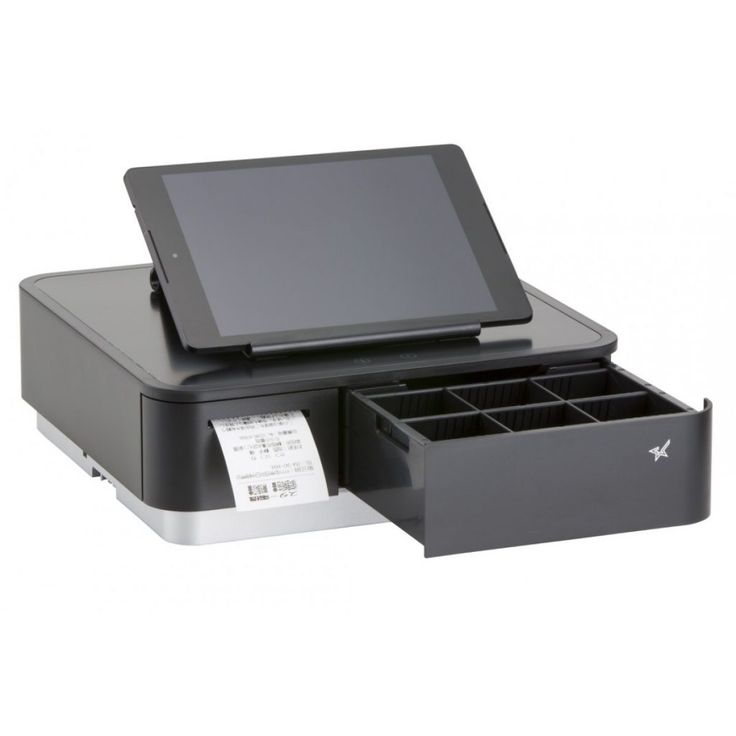 Receipt Printer And Cash Drawer Combo