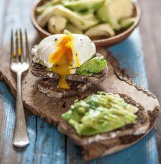 #uovo in camicia con avocado by csaba della zorza
