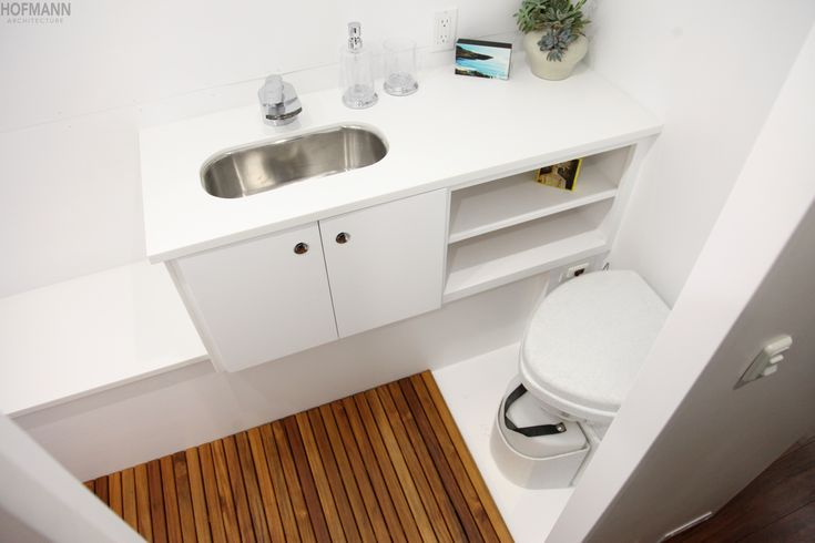 Love the shower flooring. Makes floors less wet/slipper after splashes inevitably occur from showering in such a tiny space.  ........................................................ Please save this pin... ........................................................... Visit Now!  OwnItLand.com