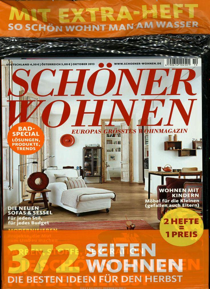 SCHÖNER WOHNEN Heft 10/2013