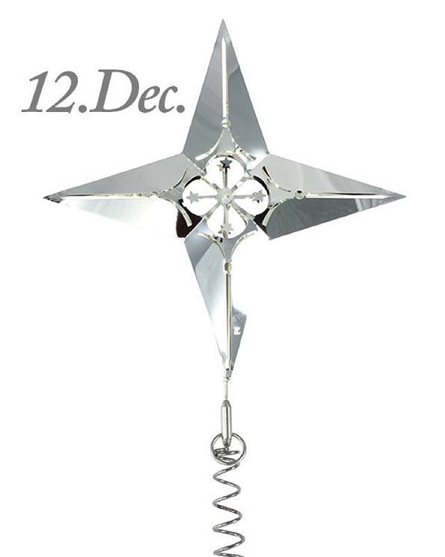 Good evening, Saturday, the 12th of December. The design of the day is our Top & Hanging Star with Stars, silver. Like our Facebook page & the post of the day and you might be the lucky winner! Top & Hanging Star with Stars, silver, costs 189,- in our web-shop www.jettefroelich.dk, but for today only! (Normal price 259,-) #christmascalendar #christmasgiveaway #facebook #topandhangingstarwithstars #jettefrölich #jettefroelich #jettefrölichdesign #jettefroelichdesign #christmasdecor…