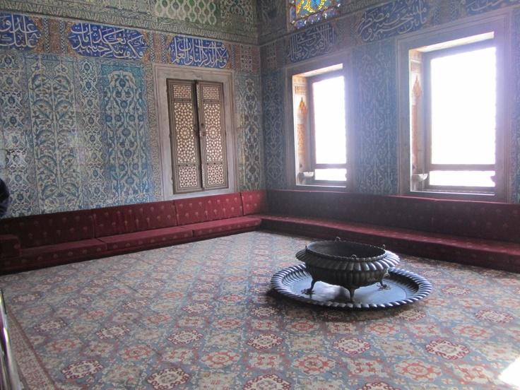 ISTANBUL- Harem nel Palazzo Topkapi