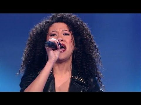 Gaia Aikman – Runnin' (Lose It All) (The voice of Holland 2015 | Liveshow 1) - YouTube