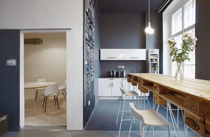 Bubble's office, Prague – Czech Republic - Retail Design Blog