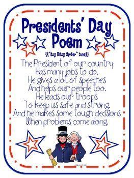 Presidents' Day Free Printables - Michelle Tomaszewski - http://TeachersPayTeachers.com