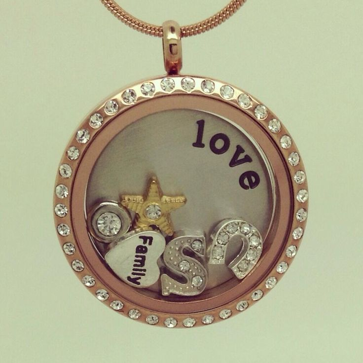 Beautiful customised v.lockets. Add motion charms for your initials, birthstones, interests, star sign or just because you adore it! #v.lockets #jewellery #unique #gift   Www.venuswithlove.co.uk