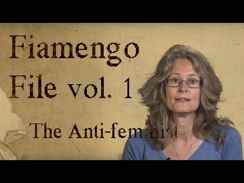 Why I Am An Anti-Feminist - The Fiamengo File, Episode 1 - YouTube