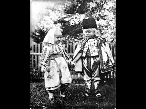 Cat ii Maramuresu ' Romanians Folk children Romania folklore