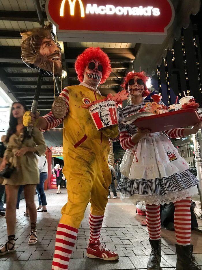 Wendys Halloween 2020 The Best Couples Costume Halloween Ideas 2020 | La Belle Society