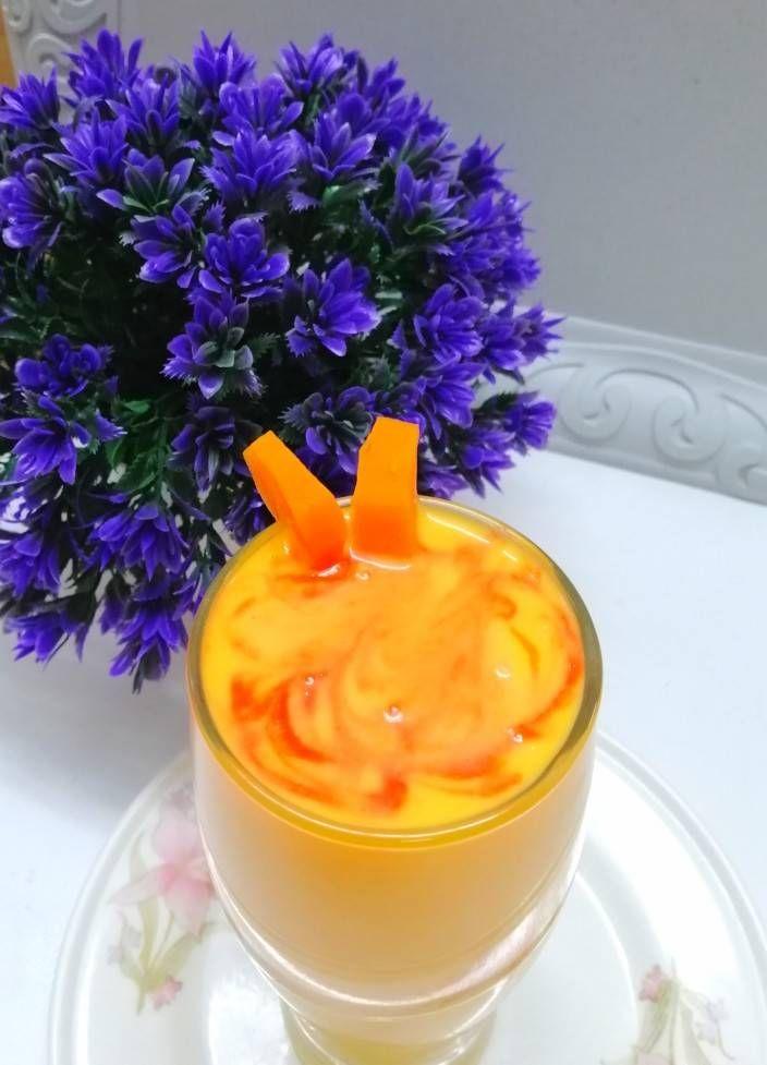 عصير خرافي مفيد ومقوي للمناعه بالصور من الشيف ام دحوم Recipe Food Desserts Pudding