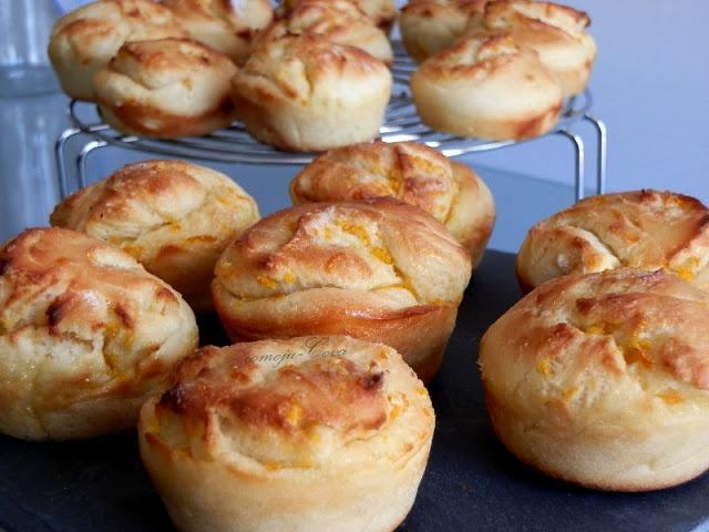 Rollos de naranja: Orange, Recipe, I Must Try, Breakfast, Bollitos De, Rolls, Biscuits, Kitchen