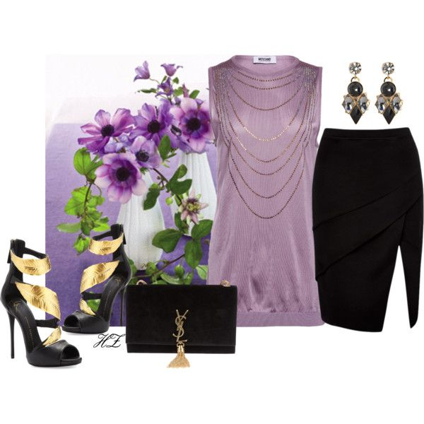 """""""Pretty in Purple!"""" by cog-hz on Polyvore"""